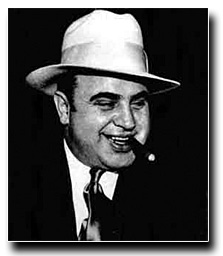 al capone early career Infamous chicago gangster al capone was born in the tough williamsburgh section of brooklyn, ny, the fourth of nine children of italian immigrants.